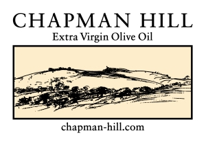 Chapman Hill Logo - light on land with website